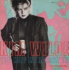 Kim Wilde - You Keep Me Hangin' On - Les Meilleurs Tubes